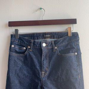 Joni Flare Jeans Frank & Oak Size 27 EUC